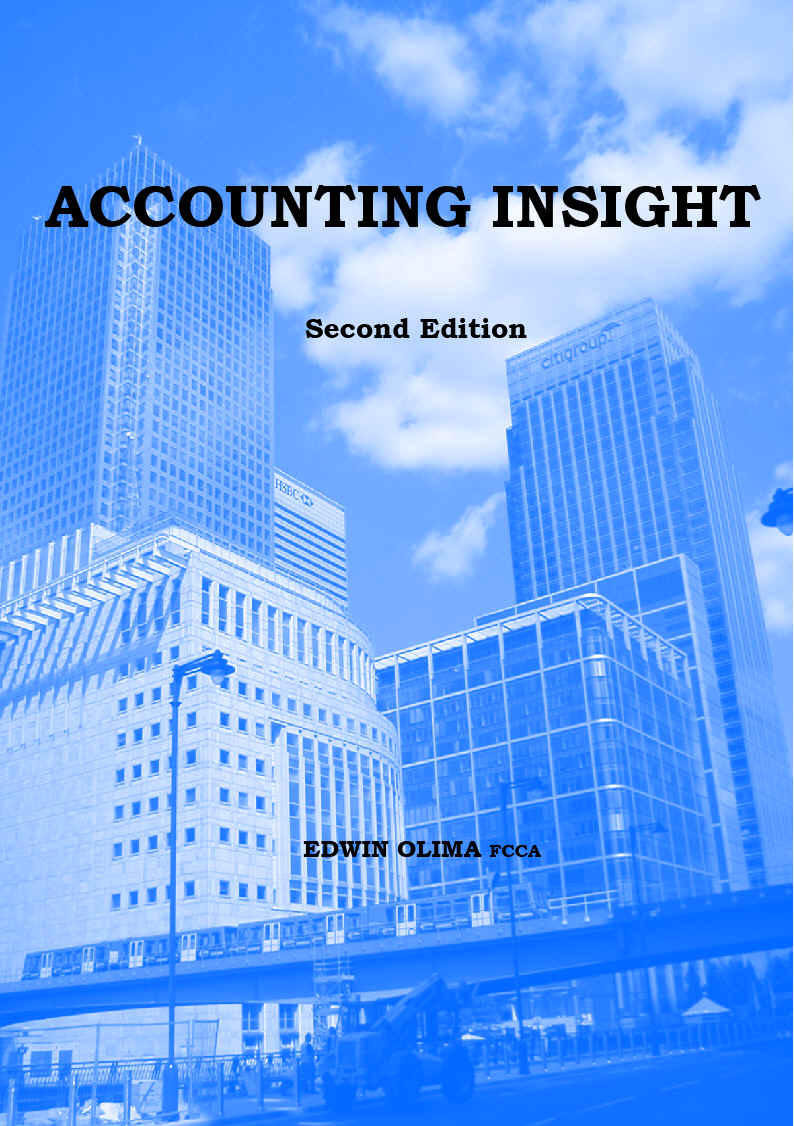Accounting book - Accounting Insight - 2nd Edition